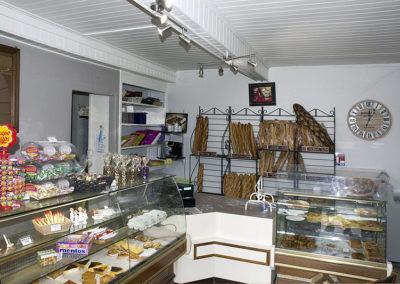 Étal boulangerie Saint-Papoul